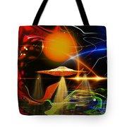 Happy Landing Tote Bag