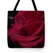 Happy Mother's Day Tote Bag by Garvin Hunter