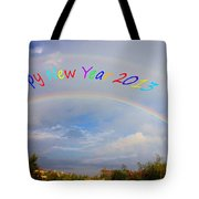 Happy New Year 2013 Tote Bag
