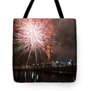 Happy New Year 2014 B Tote Bag