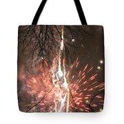 Happy New Year 2014 Three Tote Bag