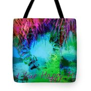 Happy Place 1 Tote Bag