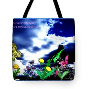 Happy Seeds Inspiration Tote Bag