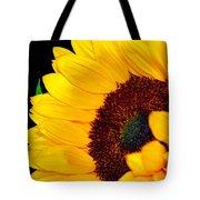 Happy Sunflower Tote Bag