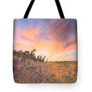 Happy Sunset Tote Bag