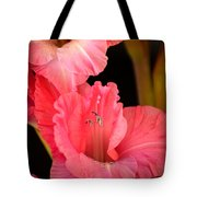 Happy To Be Glad Tote Bag