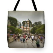 Happy Walk Tote Bag