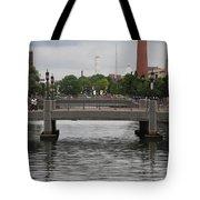 Harbor Bridge - Baltimore Harbor Tote Bag