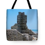 Harbor Island Ghosts Tote Bag