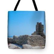 Harbor Island Ruins Tote Bag