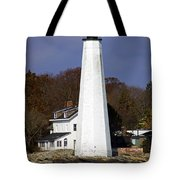 Harbor Light Tote Bag