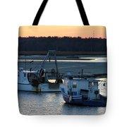 Harbor Nights Tote Bag