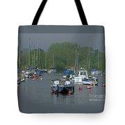 Harbor Rest Tote Bag