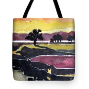 Harbour Town Dusk Sc Tote Bag