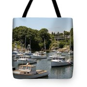 Harbor Views Tote Bag