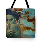Harboring Dreams Tote Bag by Dorina  Costras