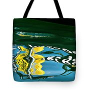 Harbour Master Abstract Tote Bag