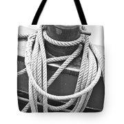 Harbour Rope Tote Bag