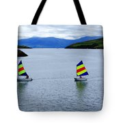 Harbour Sailing Tote Bag