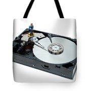 Hard Drive Backup Tote Bag