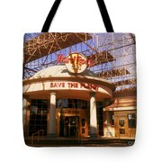 Hard Rock Cafe At Union Station Tote Bag