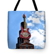 Hard Rock Cafe - Baltimore Tote Bag