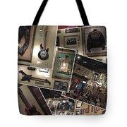 Hard Rock Cafe Hollywood Florida Tote Bag