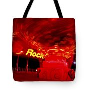 Hard Rock Hard Ride Tote Bag
