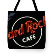 Hard Rock - St. Louis Tote Bag