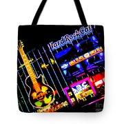 Hard Rock Vegas Tote Bag