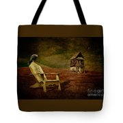 Hard Times Tote Bag