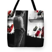 Hard To Decide Tote Bag