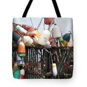 Hard Working Buoys Tote Bag