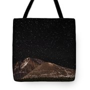 Hardened With Time Tote Bag