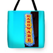 Hardware Store Tote Bag