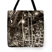 Hardwork And Experience Tote Bag