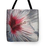 Hardy Hibiscus Tote Bag