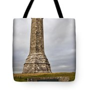 Hardy Monument Tote Bag