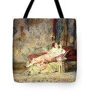 Harem Beauty Tote Bag