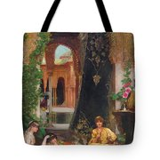 Harem Women Tote Bag