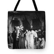Harems Slave Market Tote Bag