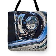 Harley Davidson Engine Tote Bag