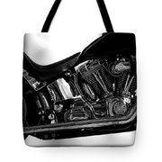 Harley Davidson  Military  Tote Bag