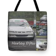 Harley Dftss Tote Bag