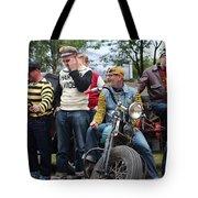 Harley Gang Tote Bag