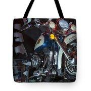Harley Of Vegas Tote Bag