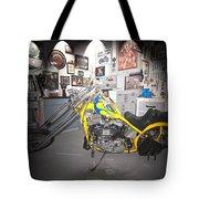 Harley Operating Room Tote Bag