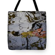 Harmoney Of Shapes And Colors Tote Bag
