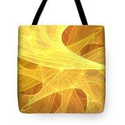 Harmonic Composition Tote Bag