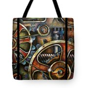 Harmony 7 Tote Bag